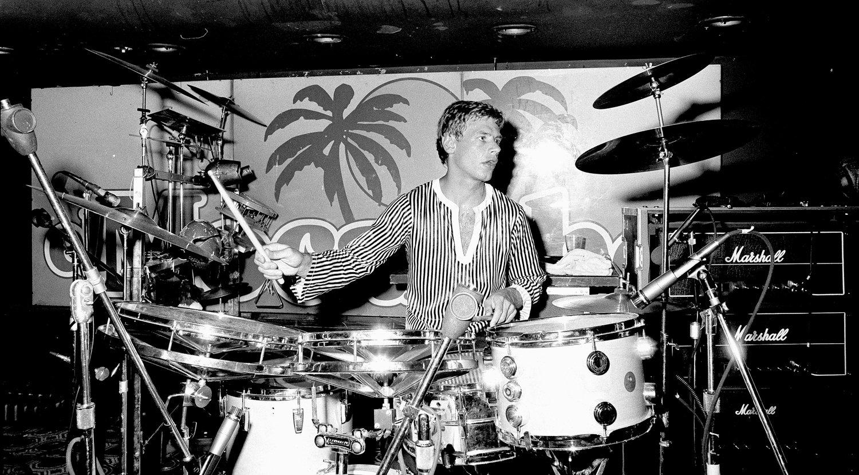King Crimson - Live At Cap D'Agde, 1982