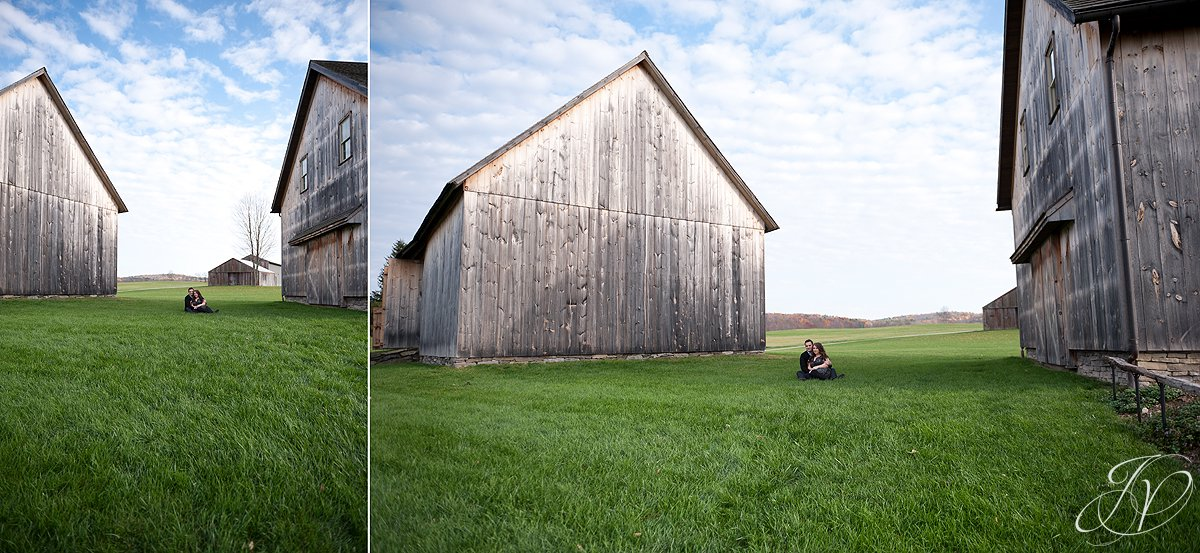 Albany Engagement Photographers, Historic Barns of Nipmoose, on location engagement session, outdoor engagement shoot