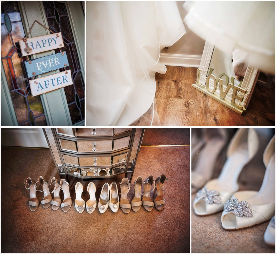 Lancashire wedding photography details