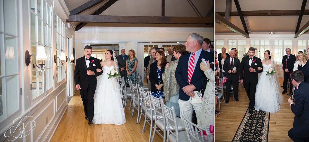 crooked lake house ceremony photos