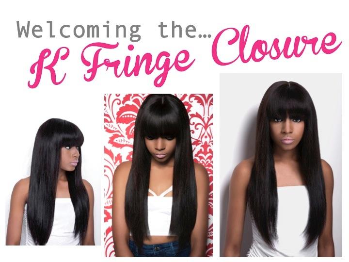 Welcome K Fringe Closure Khairmax