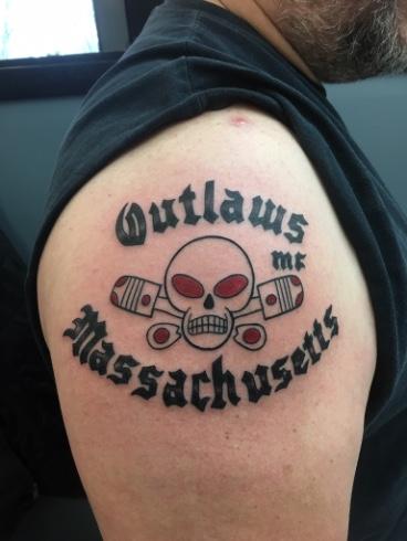Outlaw tattoos