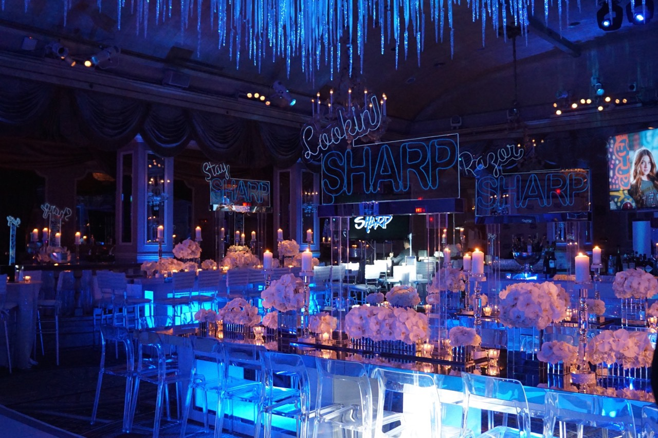Bat Mitzvah Decor diana gould :: floral decor and event design :: nyc, westchester