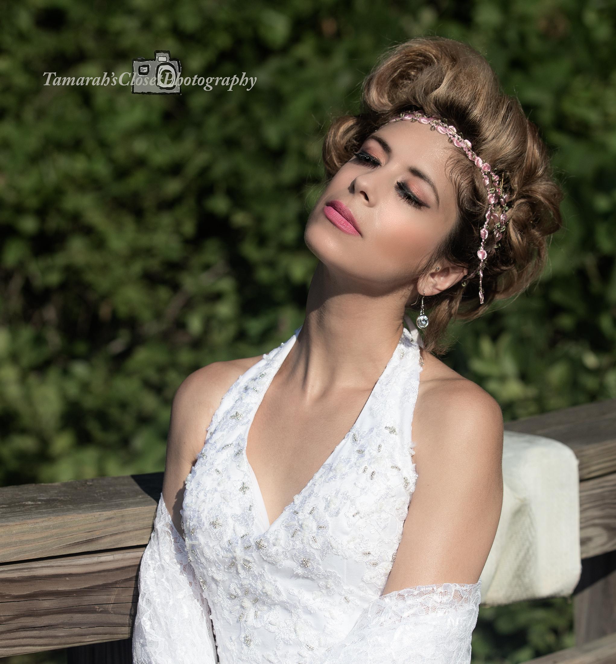 Hair, Makeup & Photography by Tamarah