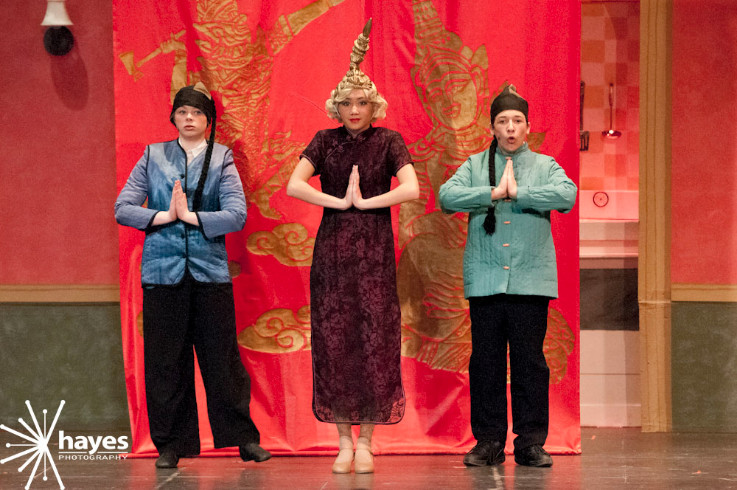 West Irondequoit High School, musical, The Drowsy Chaperone, students, theater, Hayes Photography