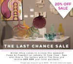 LAST CHANCE SALE AT GREENHILL