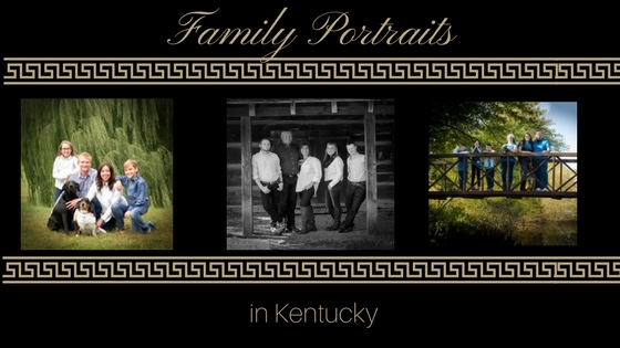 family portraits in kentucky
