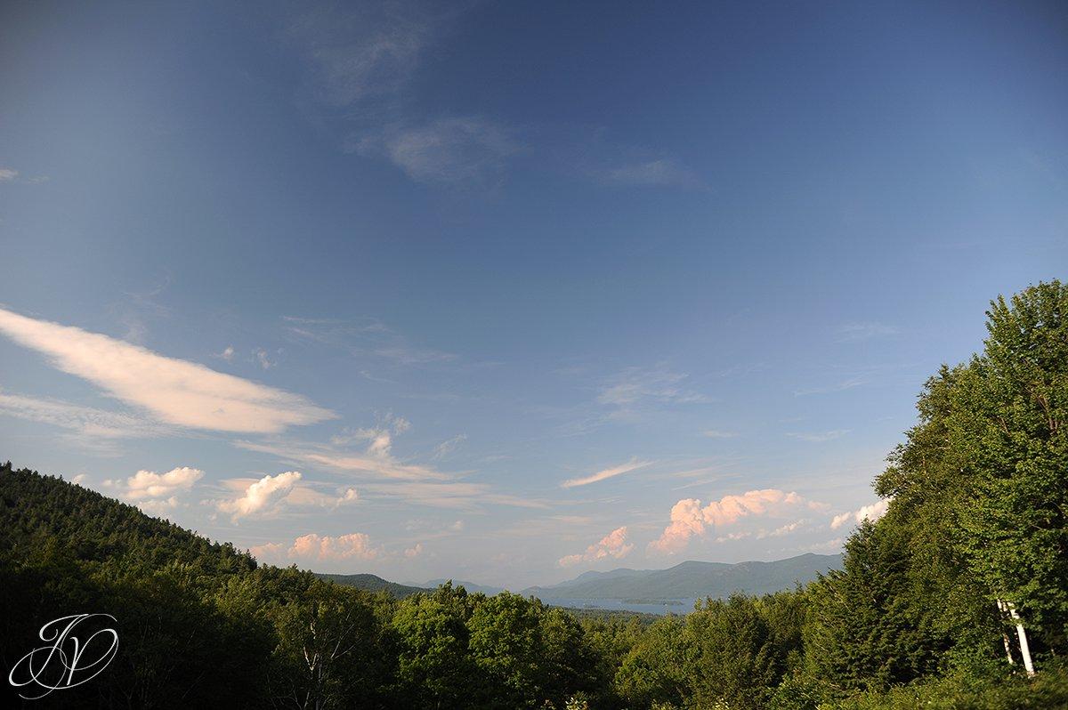 prospect mountain, lake george, adirondack mountains