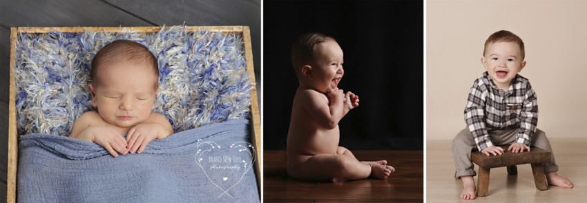 Kirkland newborn photographer