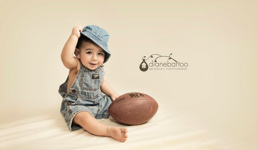 9 month baby boy photo session in riverside