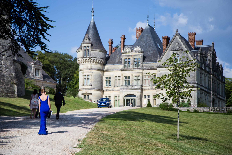 mariage Chateau de la Boudaisiere