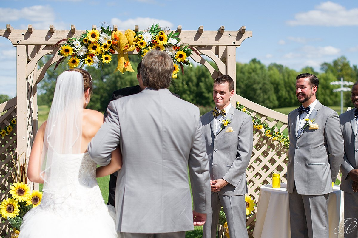 ceremony Timberlodge at Arrowhead Golf Club