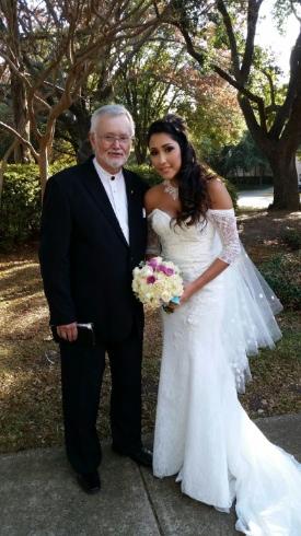 Highland Park Russian Wedding - Rev Paul