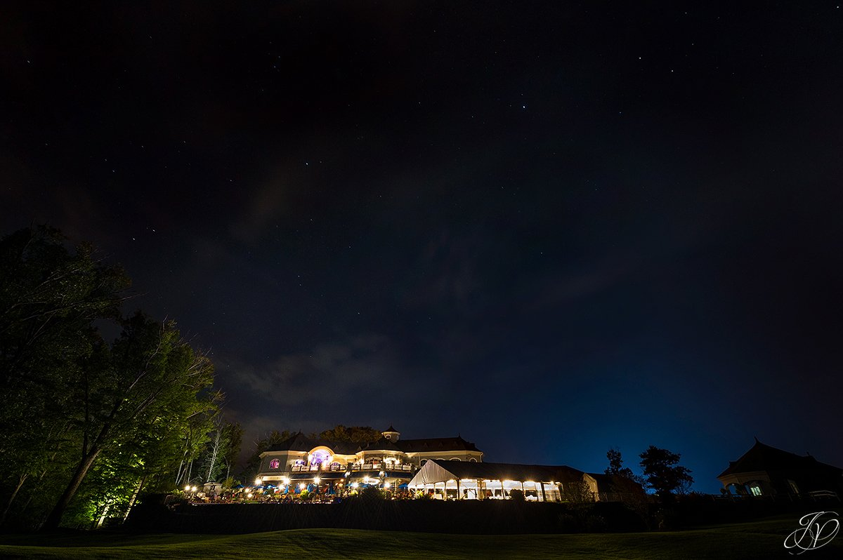night photo saratoga national exterior