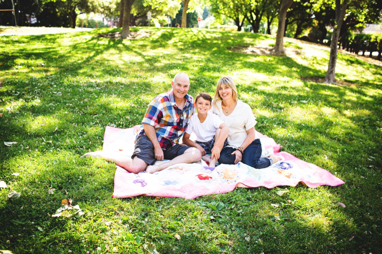 The Weiswasser Family {Sonoma Family Photographer}