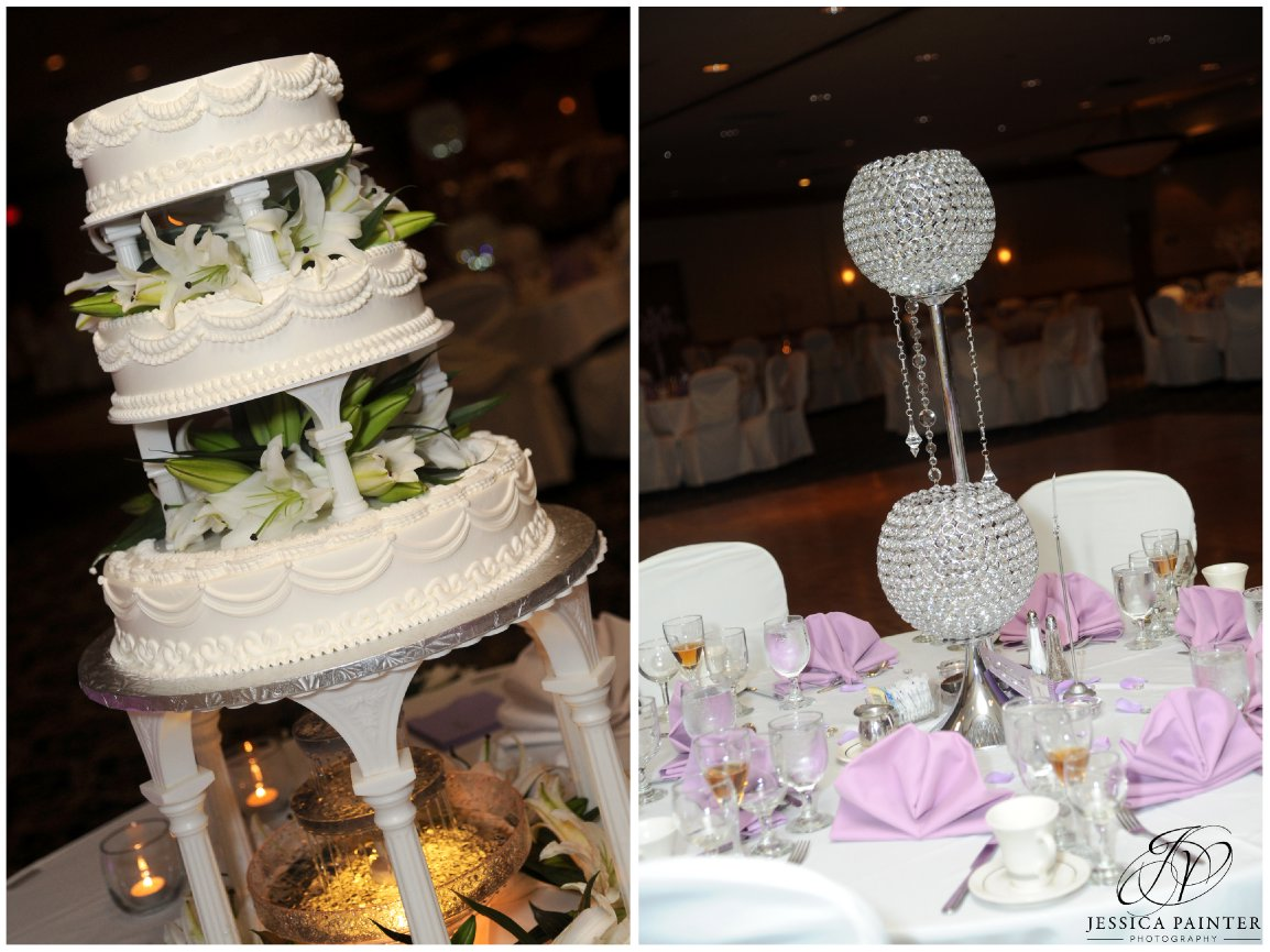 albany wedding, schenectady wedding, reception detail shots, wedding cake