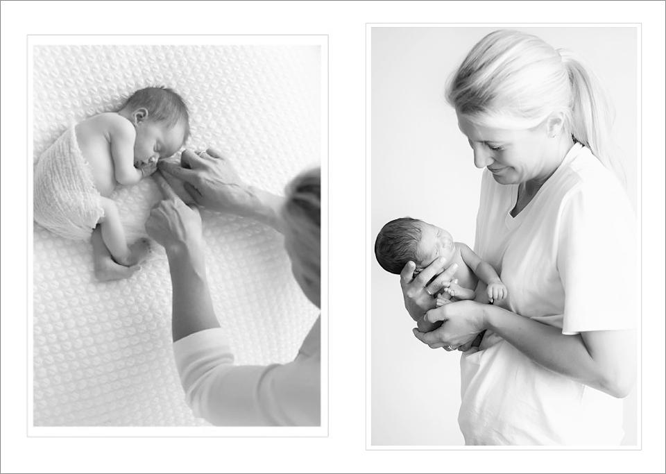 Best Newborn Photographer - Maxine Evans Photography