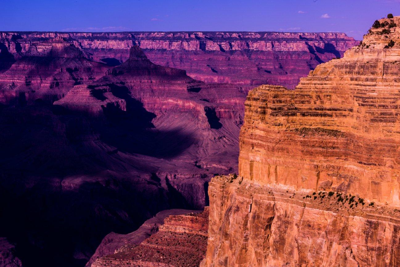 Grand Canyon, Ron Caimano