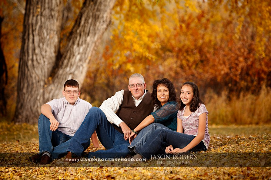 Fall Family Photo Ideas Clothing