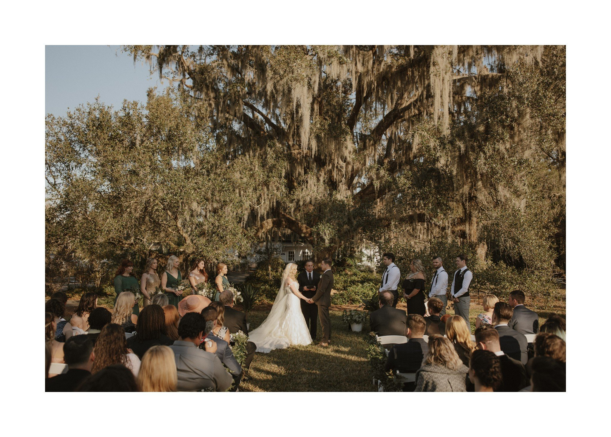 KRISTEN + LLOYD // Winter Park, Florida - Joshua Kane Photography