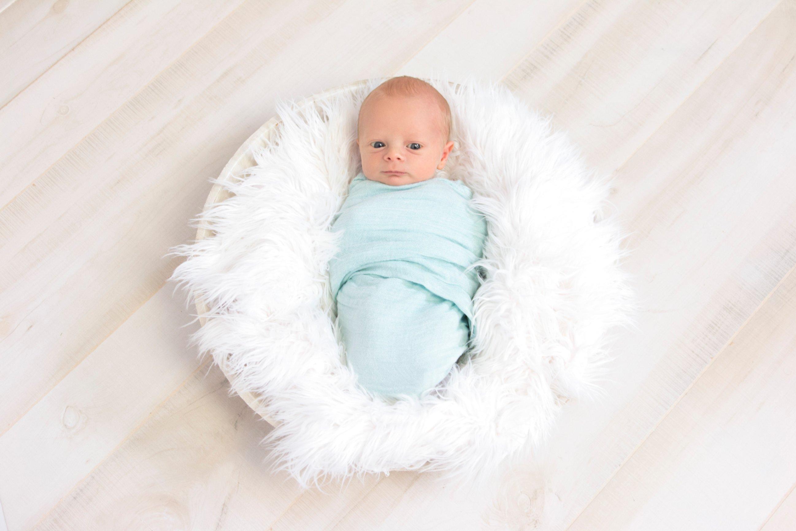 Why Does Baby Need To Sleep For Newborn Photos - Amanda Severson