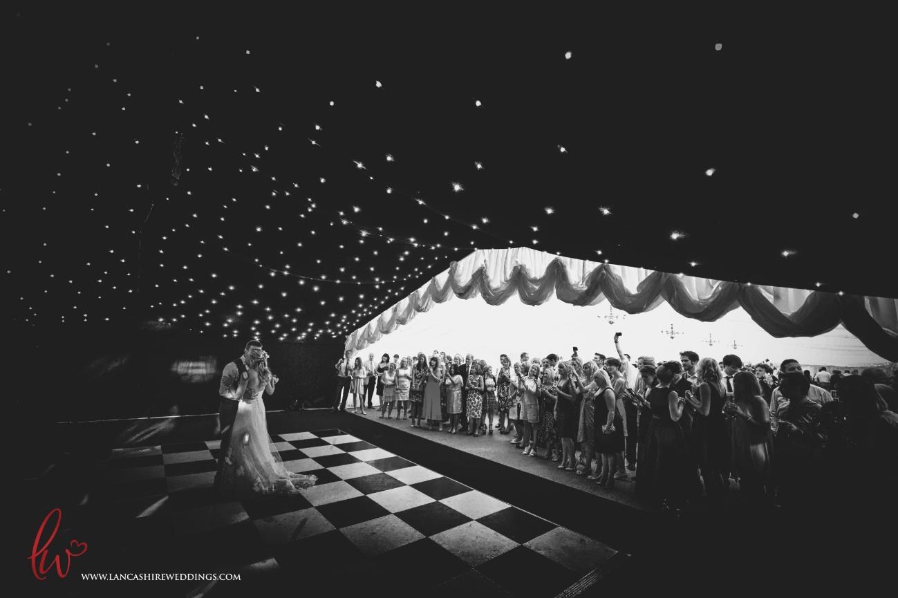 Nunsmere Hall first dance