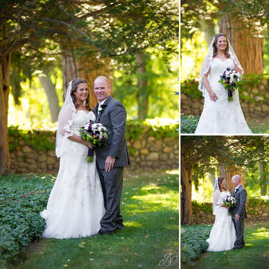 beautiful fall bridal portraits jessica painter photography