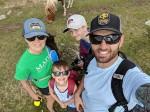 Hanging Rock State Park Moore's Knob Loop Trail