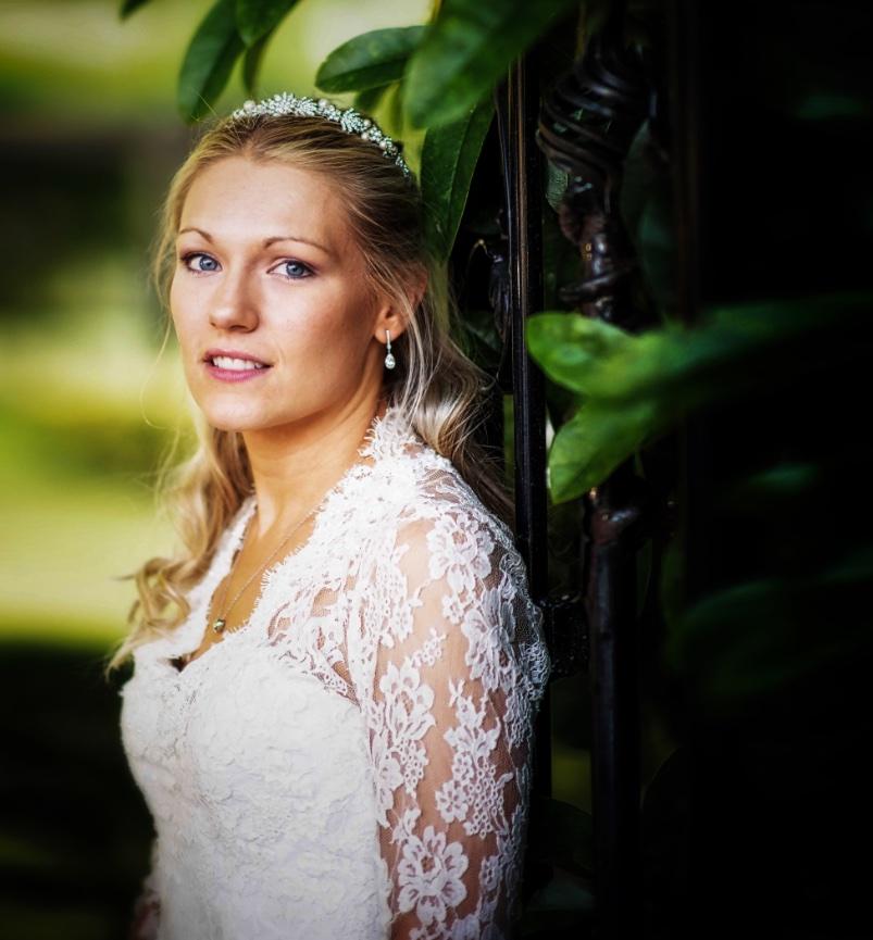 Nunsmere Hall bride