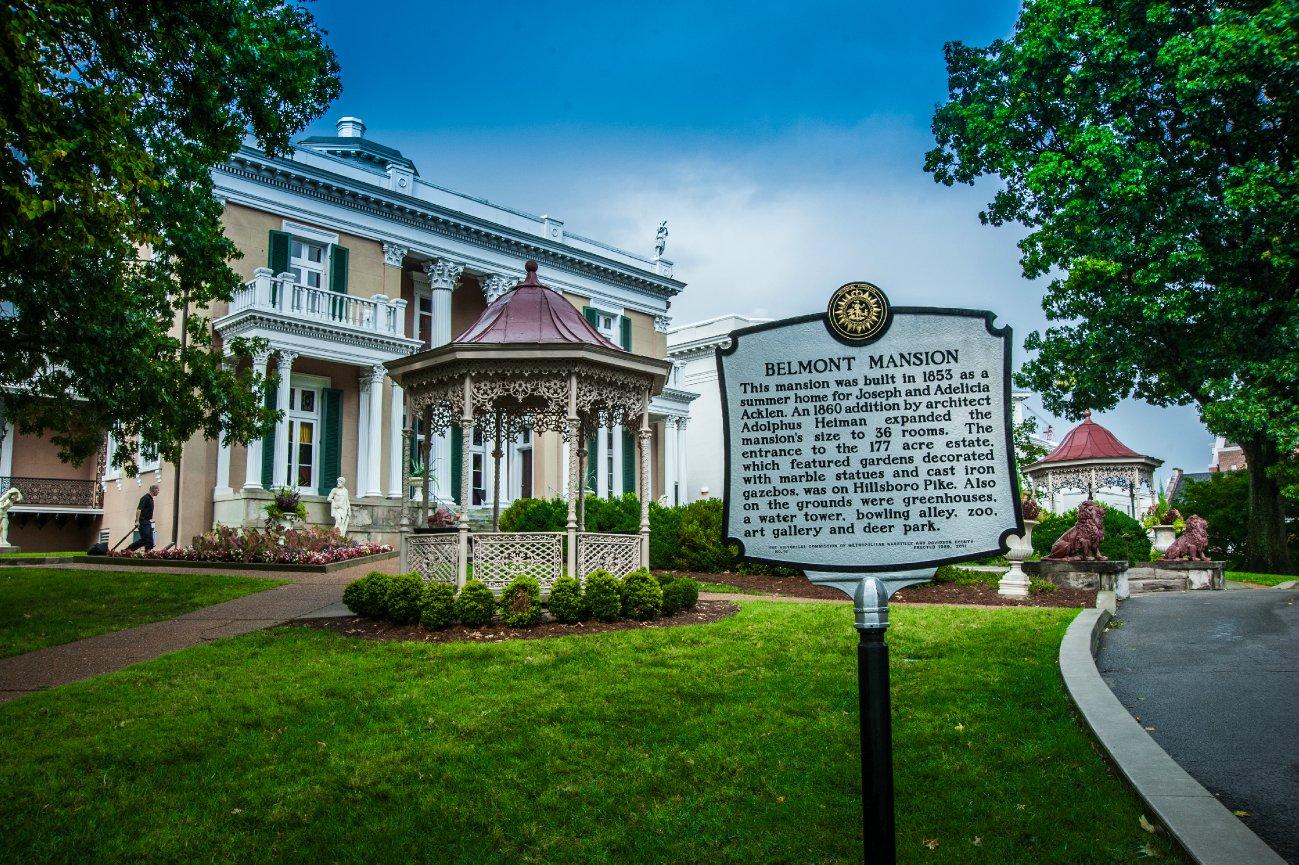 Belmont Mansion Wedding