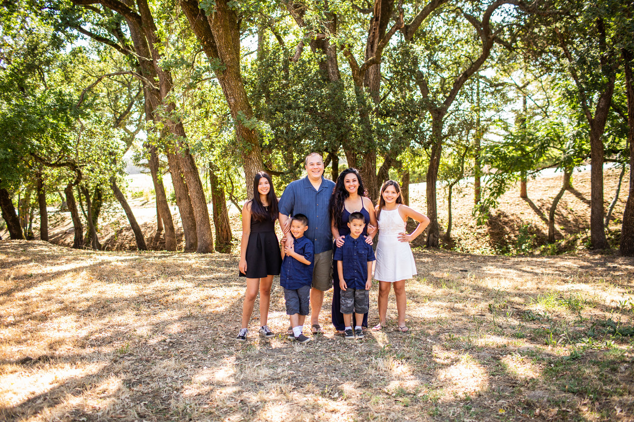 The Hinkle Family {Sonoma Family Photographer}