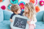 Valentine Cuties! - Prior Lake Family Photographer
