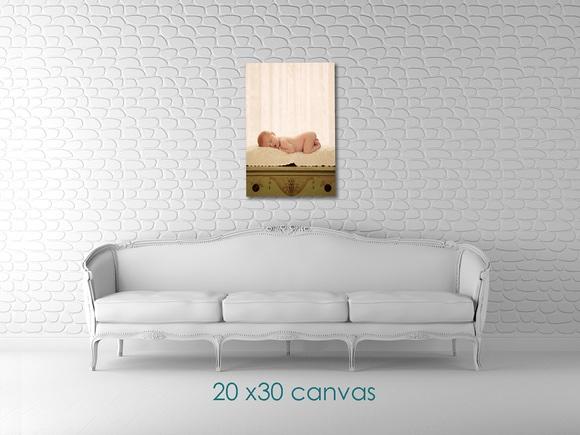 20x30 canvas wrap allyson bouterie lipari
