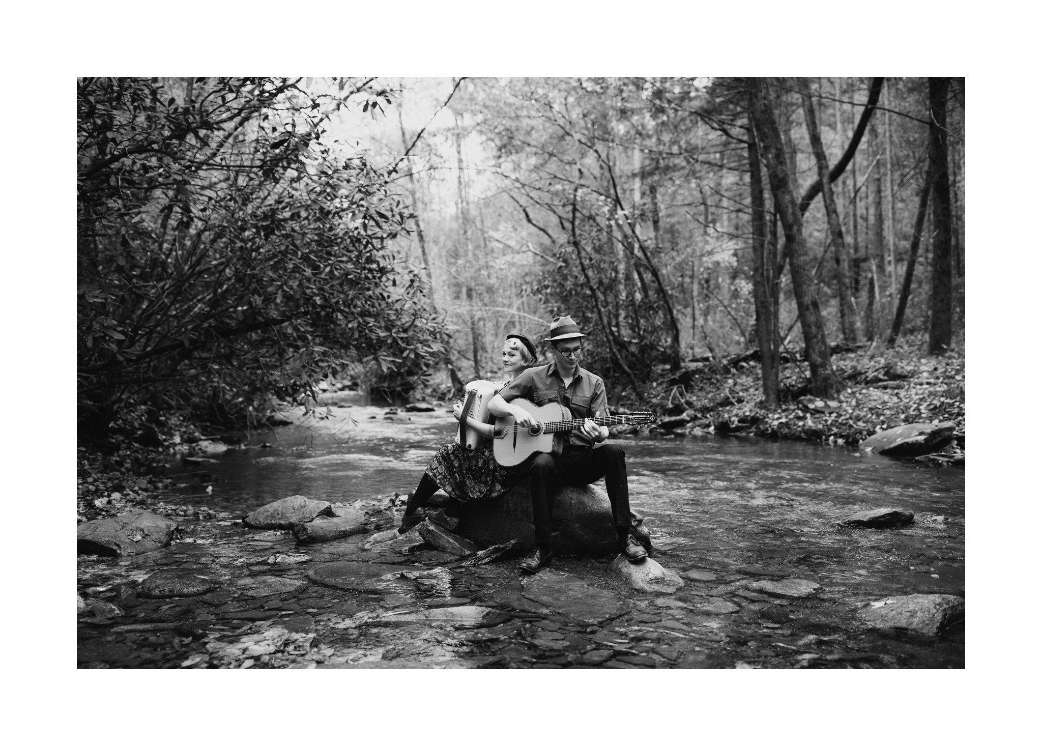 Asheville Couple Photoshoot