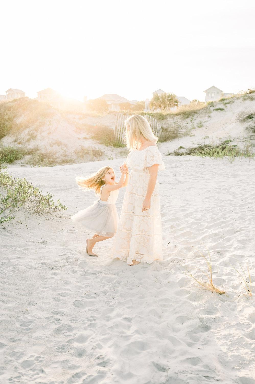 Saint Augustine Beach, Florida, Saint Augustine Beach family photography, Rya Duncklee