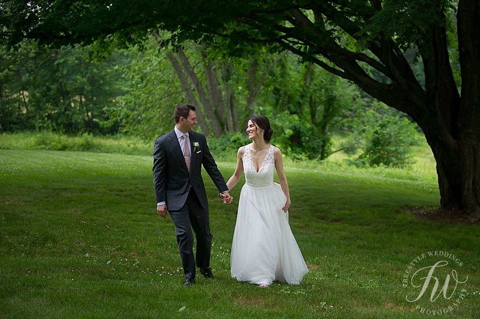 Fruitlands Museum Wedding Photos by Freestyle Weddings