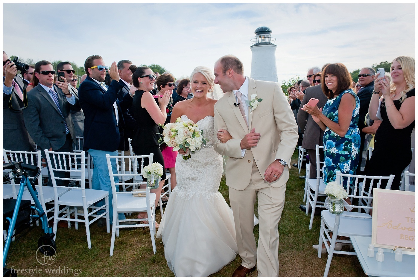 Nonantum Resort wedding in Kennebunkport photographed by freestyle weddings