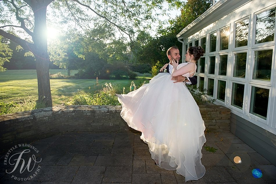 Intimate Micro Wedding, private home in wenham MA
